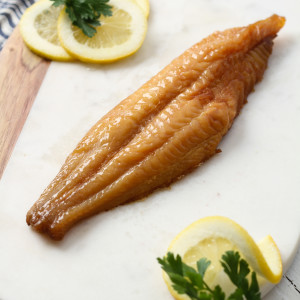 Popular smoked catfish